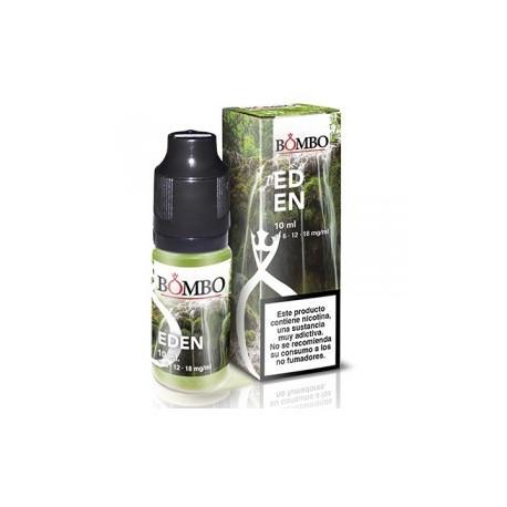 E-LÍQUIDO BOMBO sabor EDEN 12mg/ml 10ml