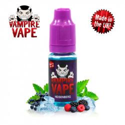 E-líquido Vampire Vape Heisenberg Sin Nicotina 10ml