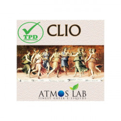 E-líquido ATMOS LAB CLIO 6mg/ml 10ml