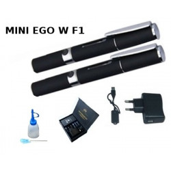 KIT DOBLE MINI EGO W F1 NEGRO