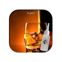RON MEDIO NICOTINA 12mg 10ml Líquido Cigarrillos Electrónicos