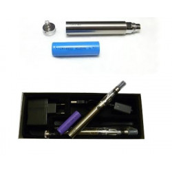 KIT DOBLE EGO RS BATERIA REEMPLAZABLE ACERO - 12,00 €