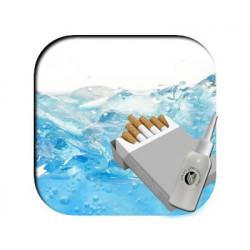 TABACO MENTOLADO ICE MEDIO EN NICOTINA 12mg Líquido Cigarrillos Electrónicos