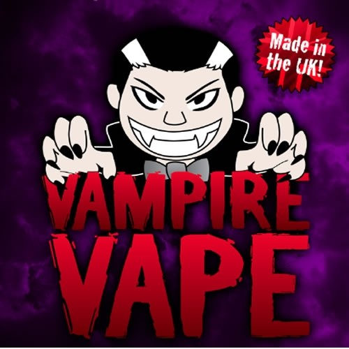 E-líquido Vampire Vape Strawberry & Kiwi 3mg/ml 10ml