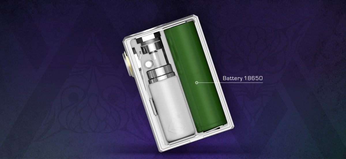 ATHENA SQUONK BOX MOD by GEEK VAPE