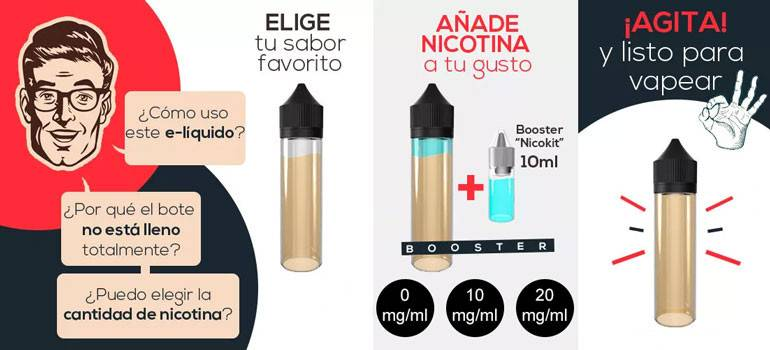 E-liquido BERRY'S Mistiq Flava TPD 50ML 0MG