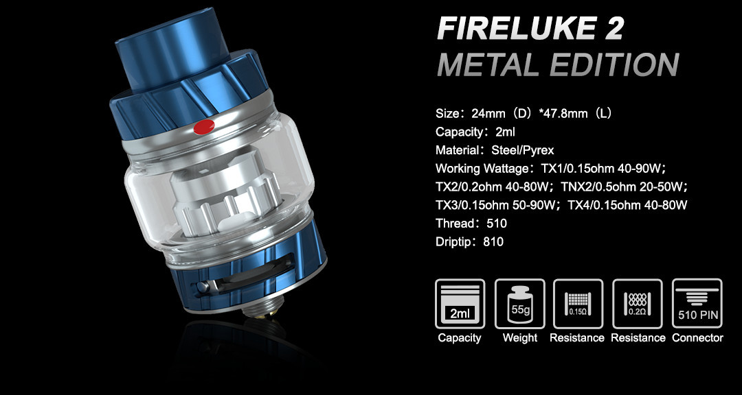 FreeMaX Twister 80W 2300mAh TPD Edition