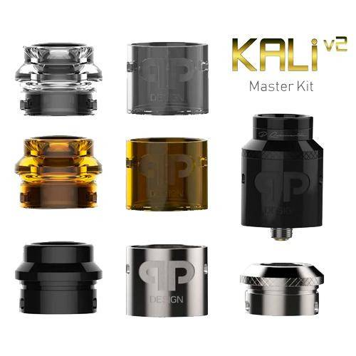 Kali V2 RDA by QP Design