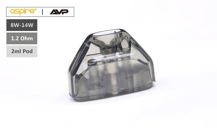 Pod para Aspire AVP 2ml 1.2 Ohm