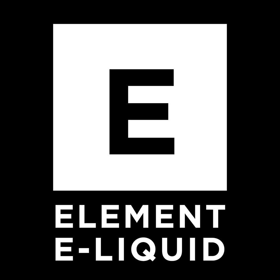 E-LÍQUIDO ELEMENT GRAPE VAPE sin nicotina 50ml envase de 60ml